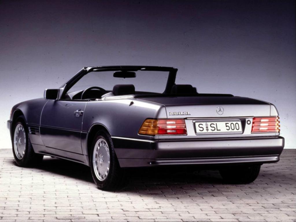 mercedes benz r129 sl club e v geschichte. Black Bedroom Furniture Sets. Home Design Ideas