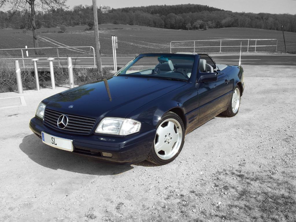 Mercedes benz r129 sl club e v regionaltreffen hannover for Mercedes benz club